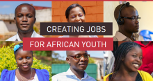 impact enterprises - creating jobs for african youth preview